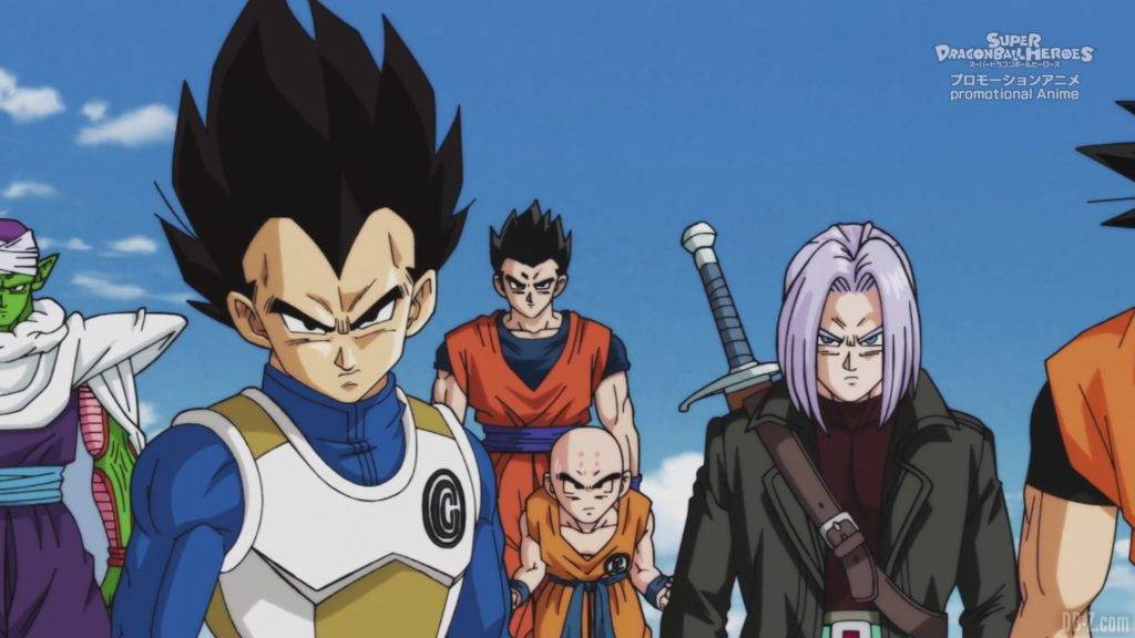 Super Dragon Ball Heroes Big Bang Mission Epsiode 1 08
