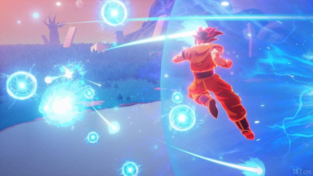 DRAGON BALL Z KAKAROT A NEW POWER AWAKENS Part 1 Goku Super Saiyan God