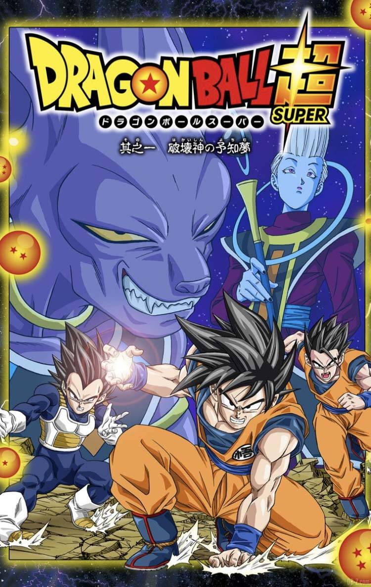 Dragon Ball Super Tome 1 Full Color Page 05