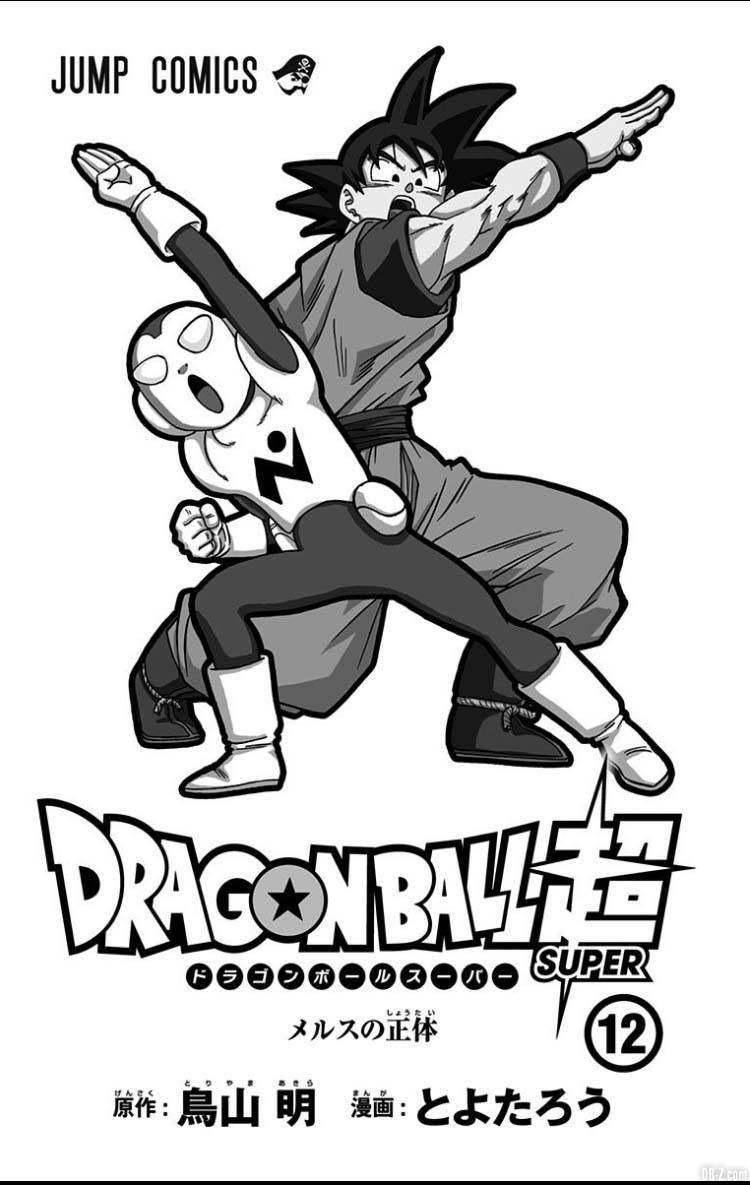 Dragon Ball Super Tome 12 Page 02