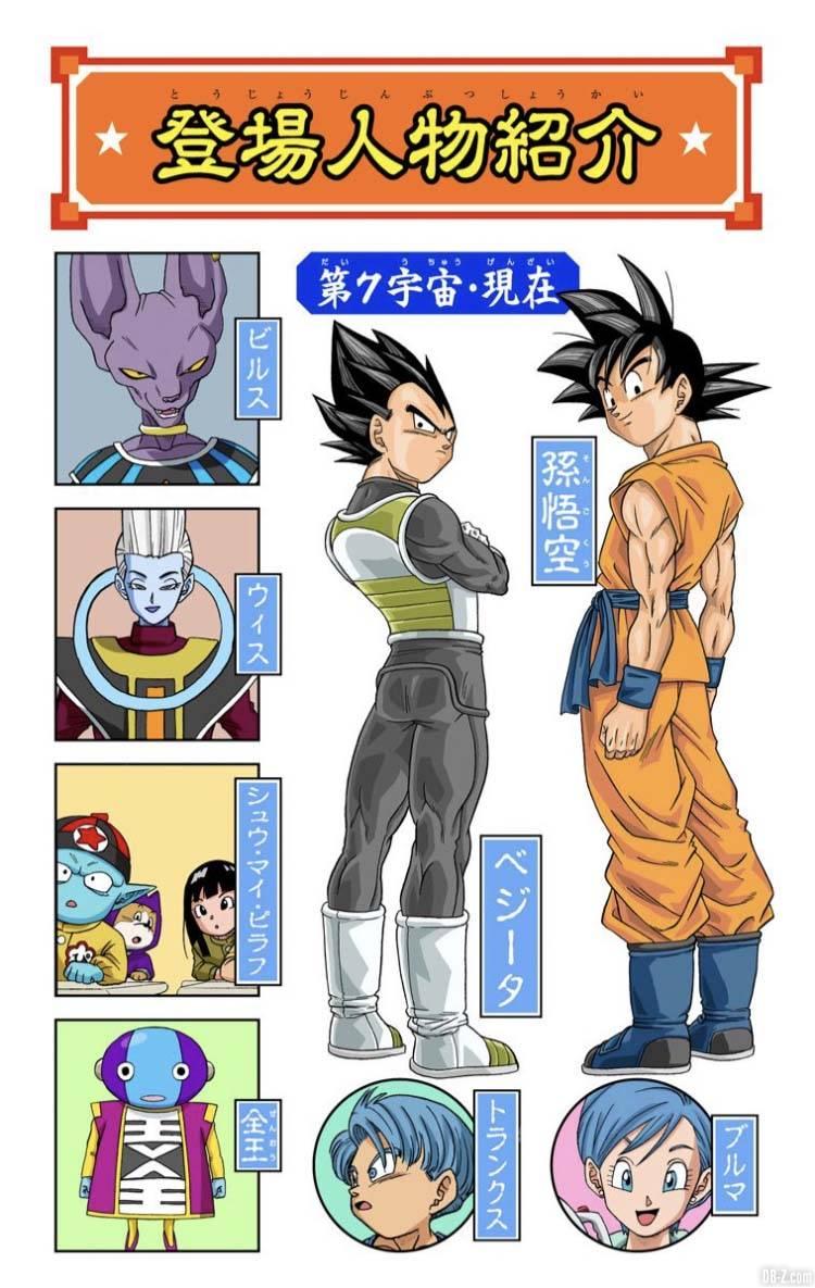 Dragon Ball Super Tome 3 Full Color Page 03