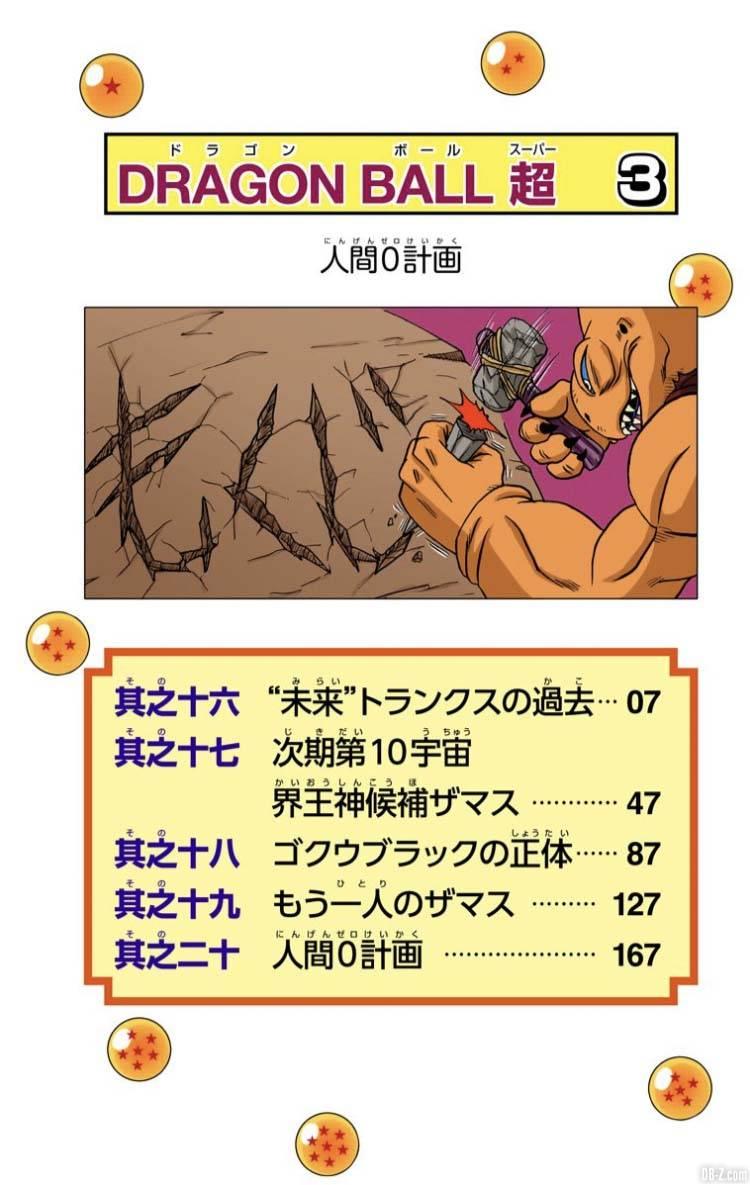 Dragon Ball Super Tome 3 Full Color Page 05