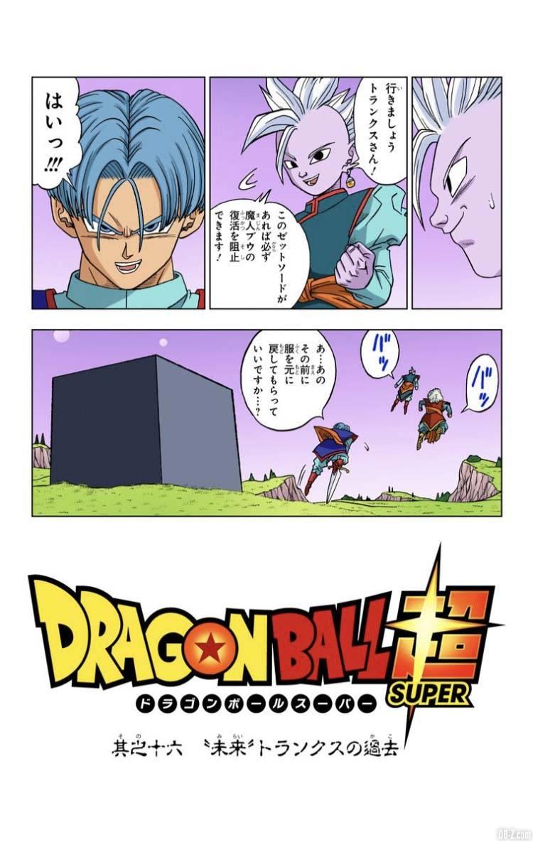Dragon Ball Super Tome 3 Full Color Page 08
