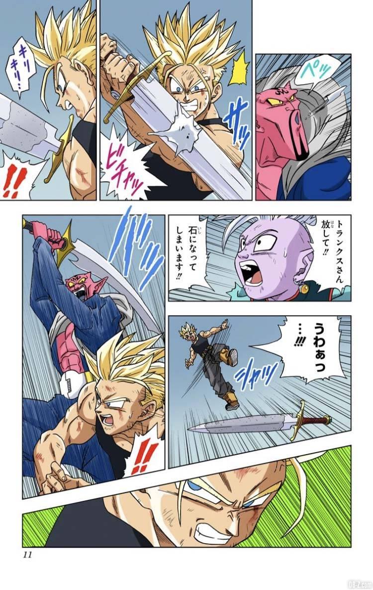 Dragon Ball Super Tome 3 Full Color Page 10