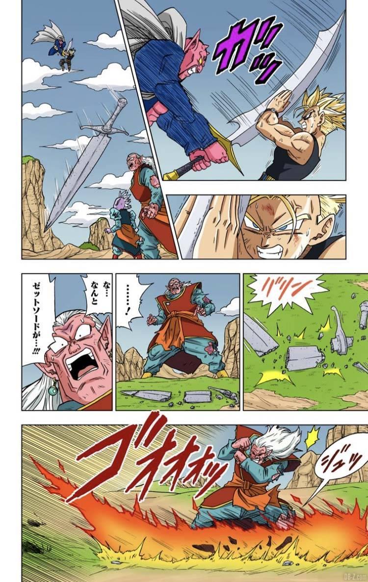 Dragon Ball Super Tome 3 Full Color Page 11