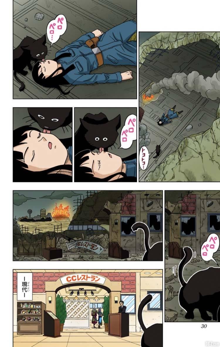 Dragon Ball Super Tome 3 Full Color Page 29