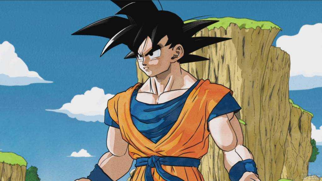 Dragon Ball Z Kakarot Concept 1
