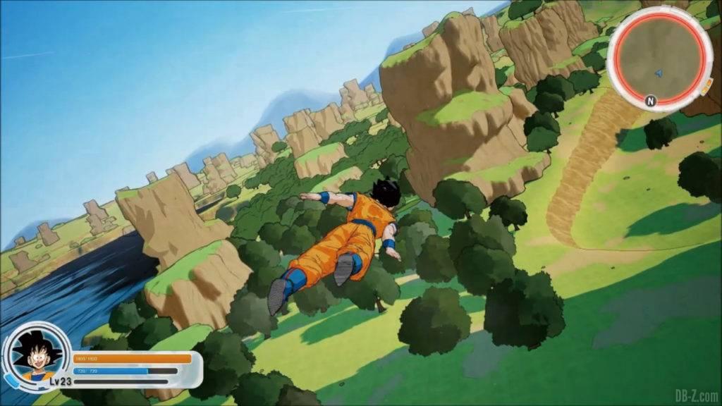 Dragon Ball Z Kakarot Concept 3