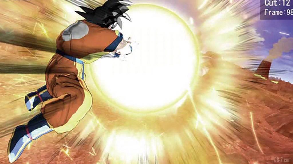 Dragon Ball Z Kakarot Concept 5