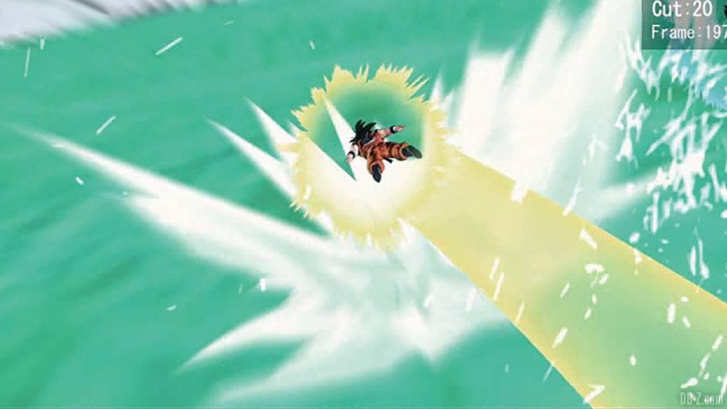 Dragon Ball Z Kakarot Concept 8