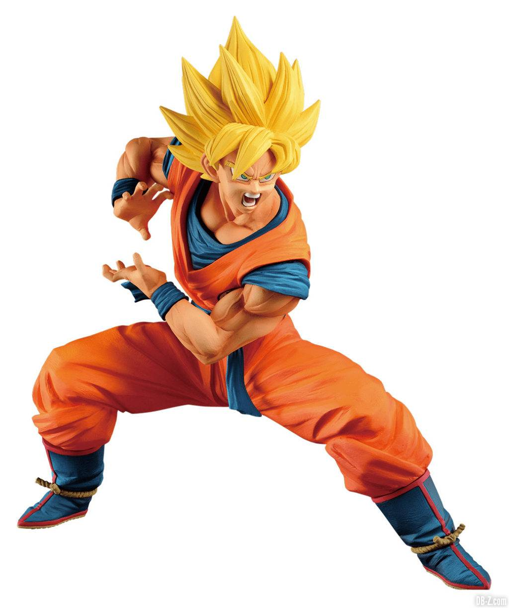 Figurine Goku Super Saiyan Goku Day 2019