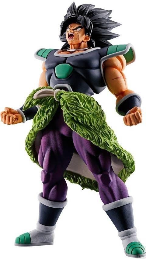 Figurine MASTERLISE Broly image 2