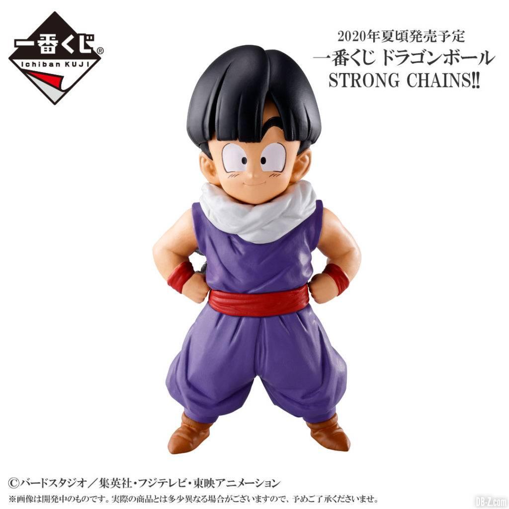 Ichiban Kuji Dragon Ball STRONG CHAINS Figurine Son Gohan