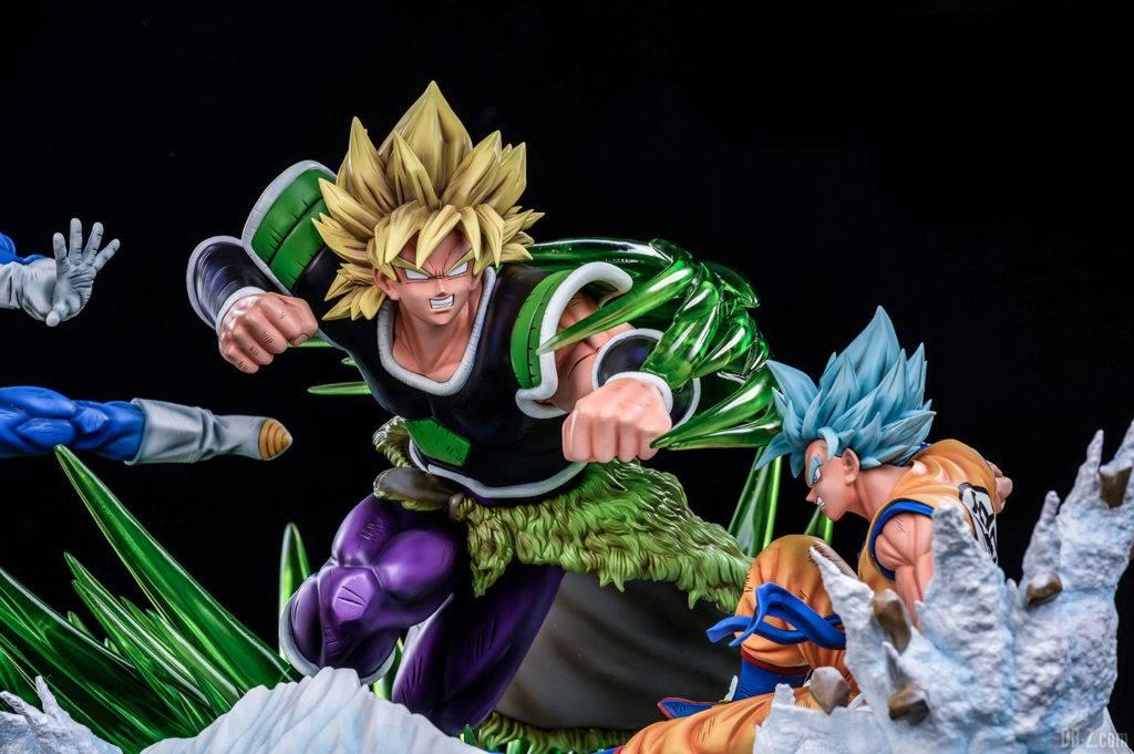 Statue Broly vs Goku Vegeta Xceed ORS image 3