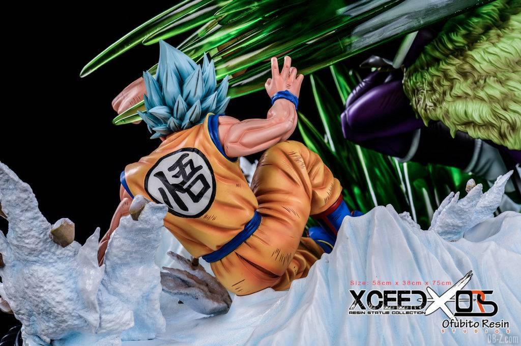 Statue Broly vs Goku Vegeta Xceed ORS image 6
