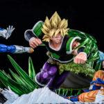 Statue Broly vs Goku Vegeta Xceed ORS image 9