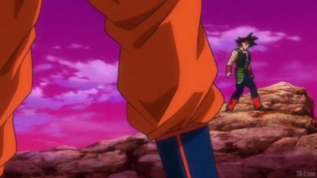 Bardock Goku