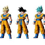 Dragon Ball FighterZ Goku Day