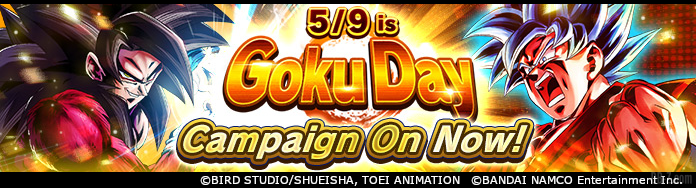 Dragon Ball Legends Goku Day 2
