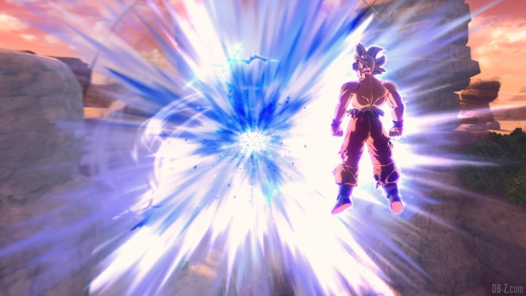 Dragon Ball Xenoverse 2 Goku Ultra Instinct