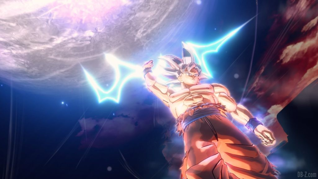 Dragon Ball Xenoverse 2 Goku Ultra Instinct 4