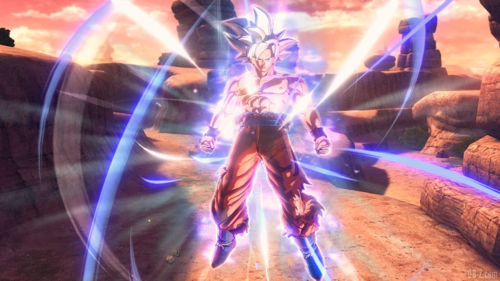 Dragon Ball Xenoverse 2 Goku Ultra Instinct 6