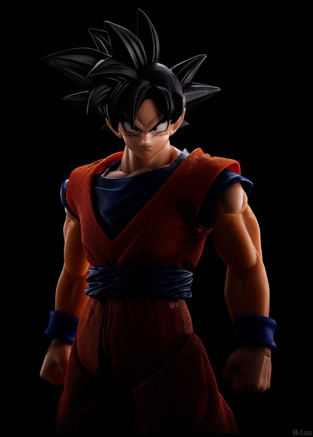 Figurine Imagination Works Son Goku