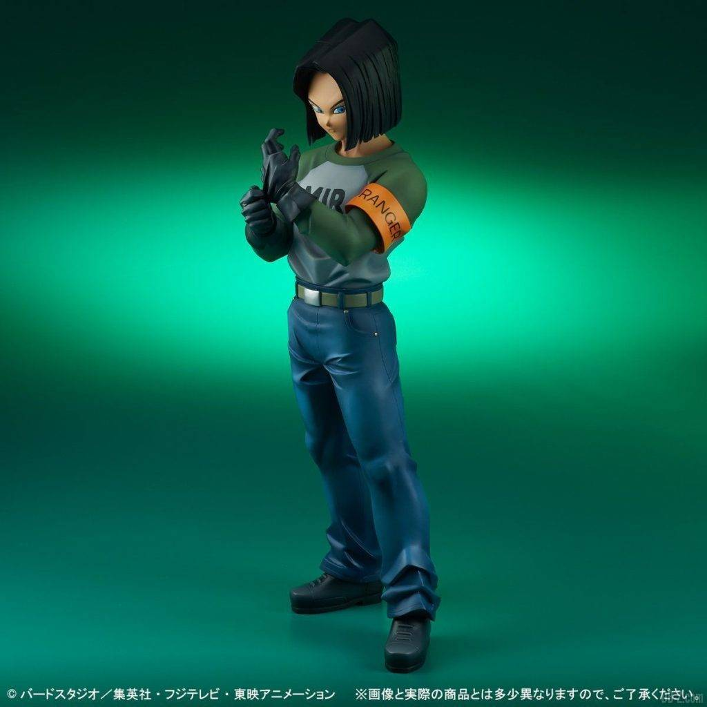 Gigantic Series C 17 Android 17 Image 0003