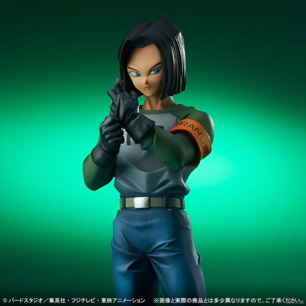 Gigantic Series C 17 Android 17 Image 0005