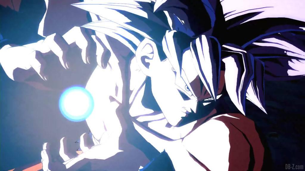 Goku Ultra Instinct DBFZ 1
