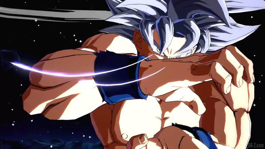 Goku Ultra Instinct DBFZ 3