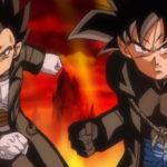 Goku et Vegeta Xeno