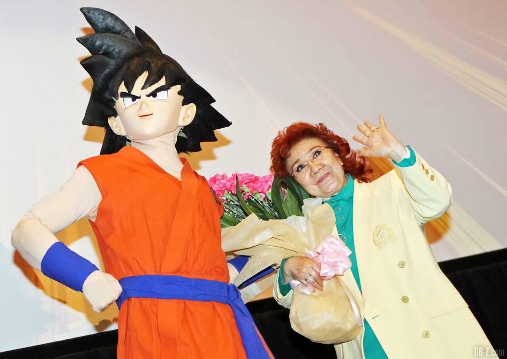 Masako Nozawa Goku Day