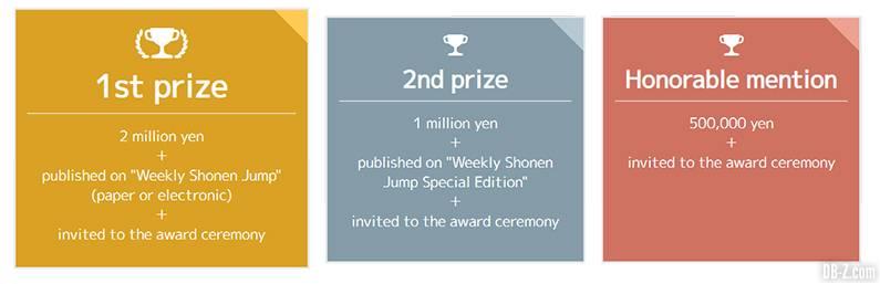 Prix Tezuka Manga Award 1