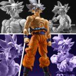 SHFiguarts Son Goku Ultra Instinct Parfait