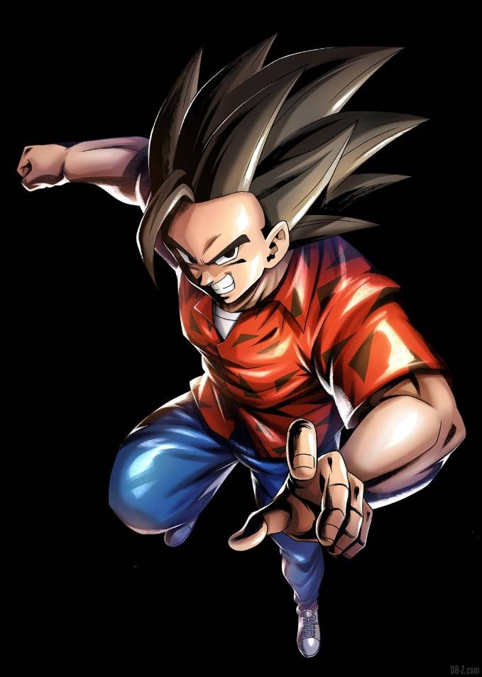Shallot Aloha Dragon Ball Legends