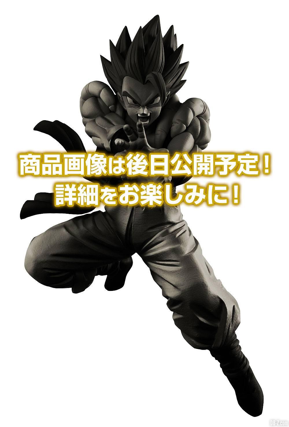 figurine The Strongest Fusion Warrior Gogeta Super Kamehameha II Sepia Color Version