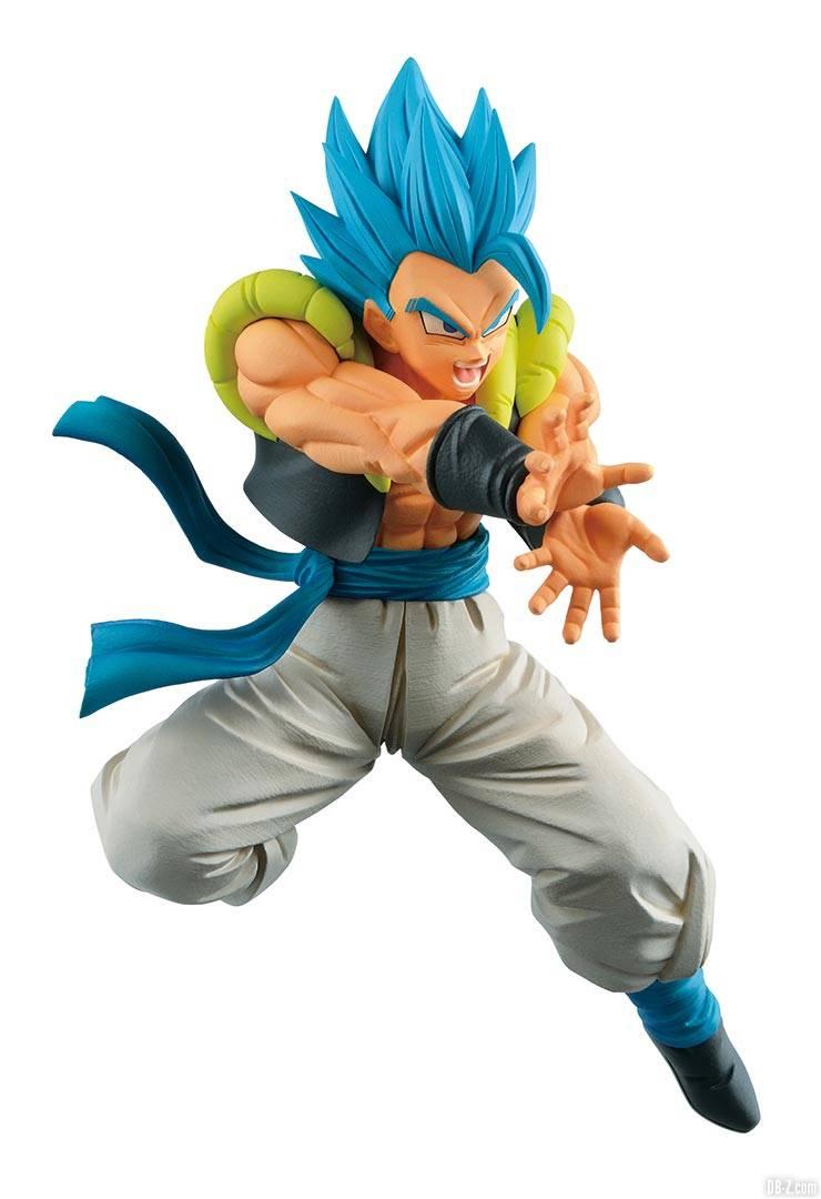 figurine The Strongest Fusion Warrior Gogeta Super Kamehameha II Ver 1 SSGSS 2