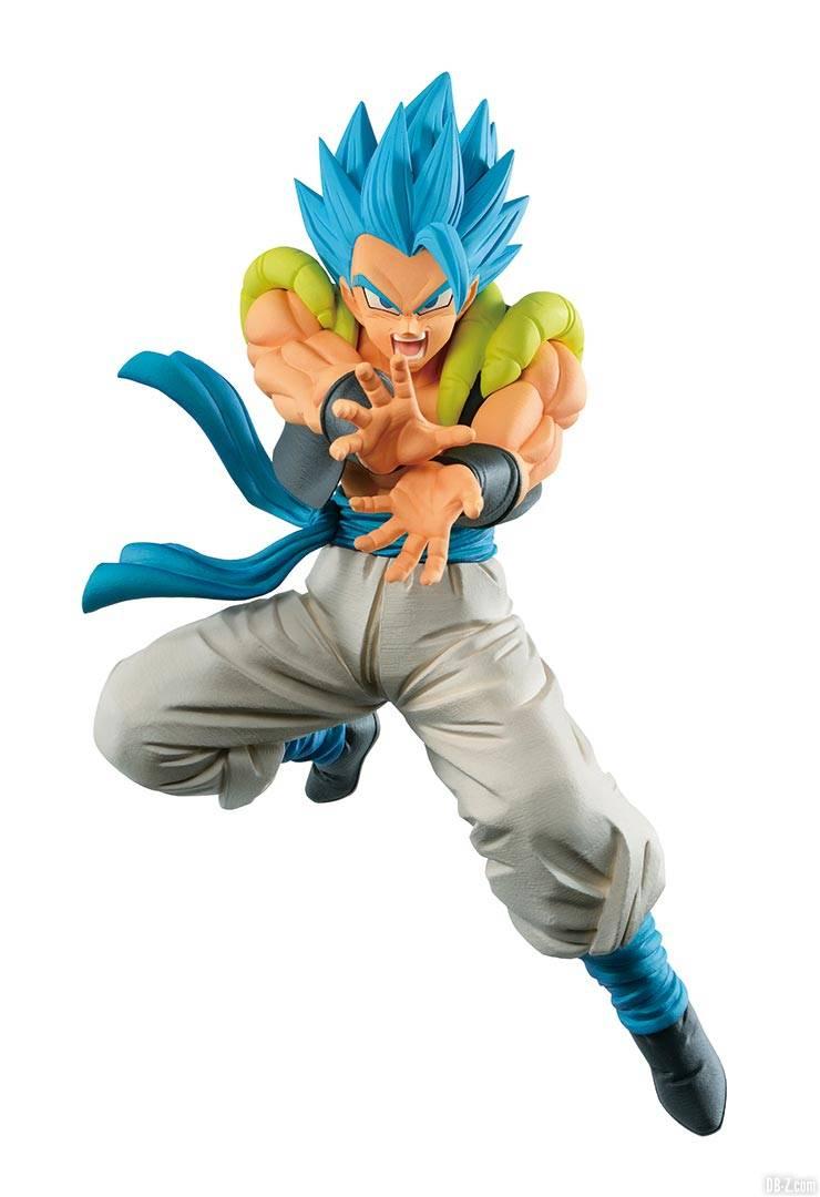 figurine The Strongest Fusion Warrior Gogeta Super Kamehameha II Ver 1 SSGSS