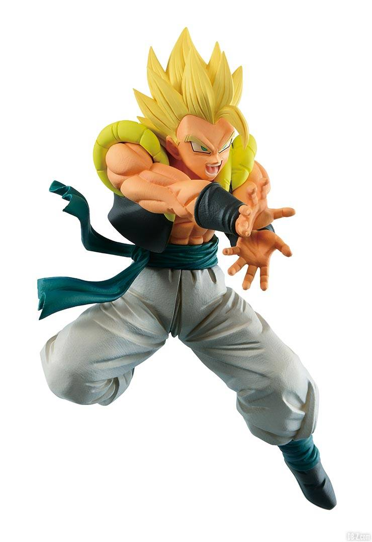 figurine The Strongest Fusion Warrior Gogeta Super Kamehameha II Ver 2 Super Saiyan 2