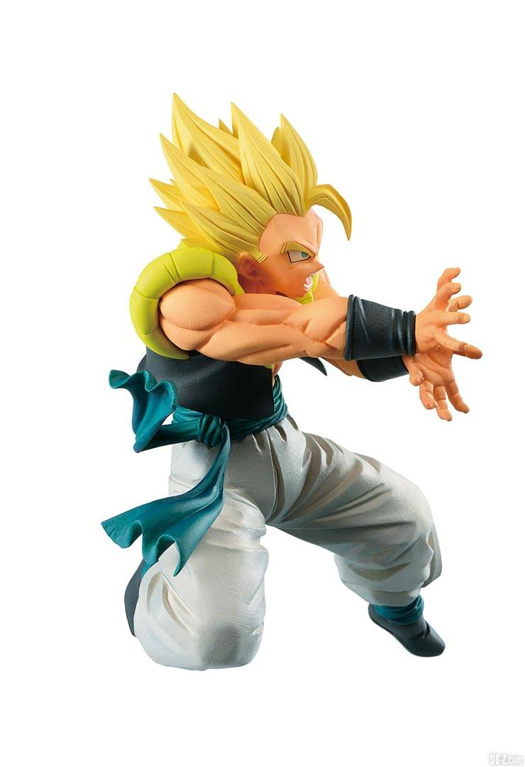 figurine The Strongest Fusion Warrior Gogeta Super Kamehameha II Ver 2 Super Saiyan 3