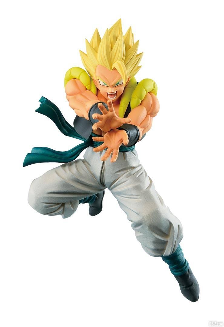 figurine The Strongest Fusion Warrior Gogeta Super Kamehameha II Ver 2 Super Saiyan