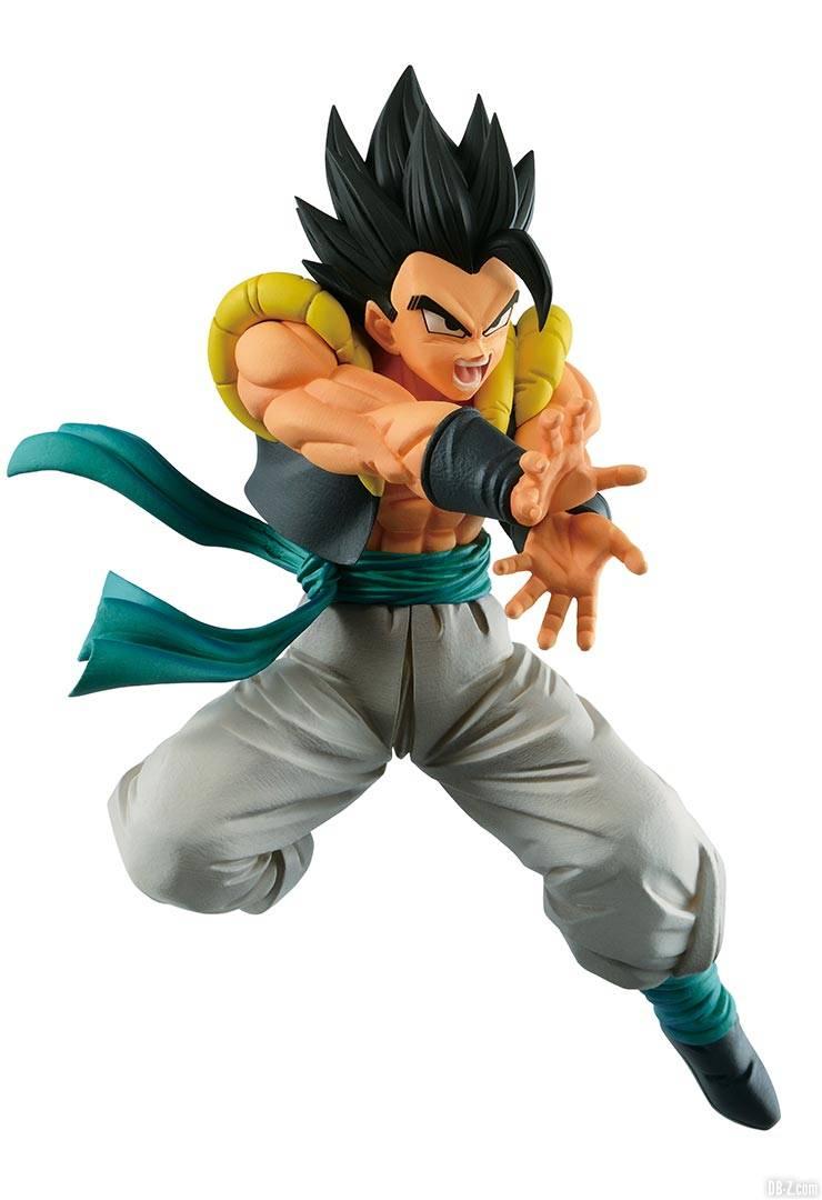 figurine The Strongest Fusion Warrior Gogeta Super Kamehameha II Ver. 3 normal 2