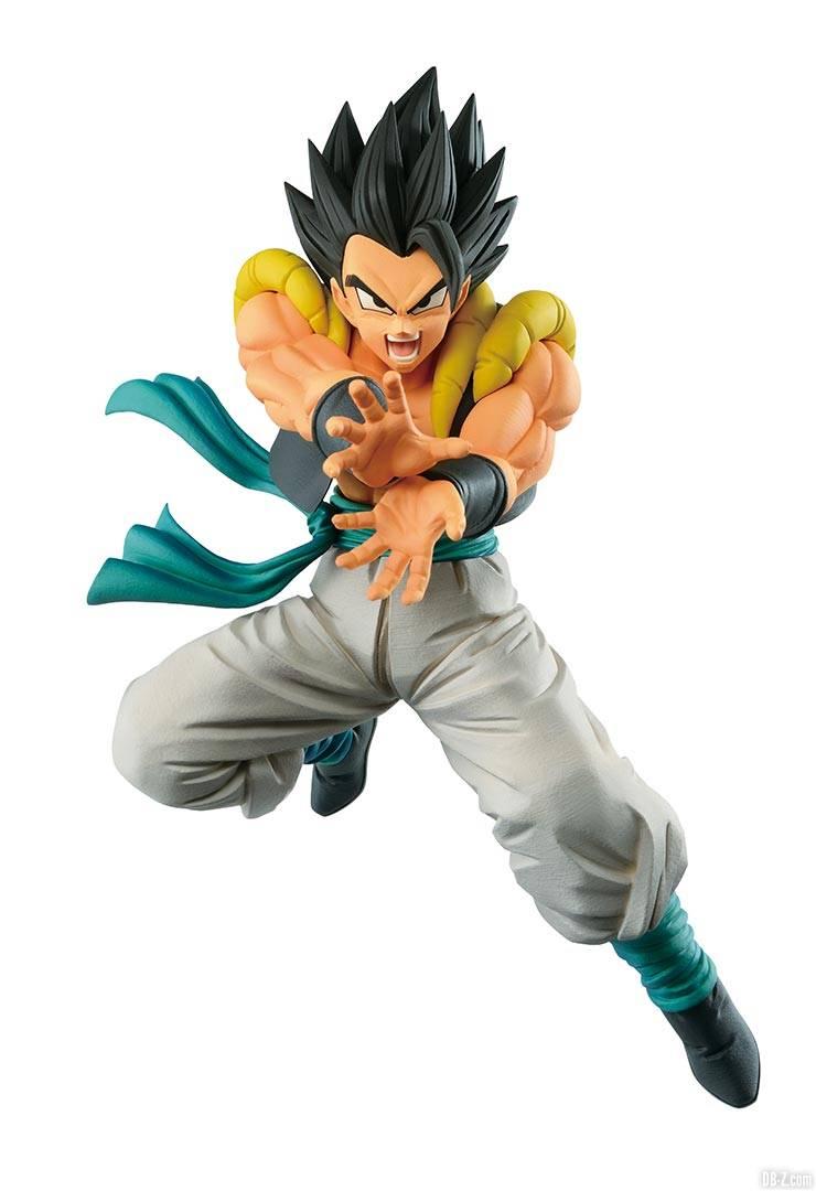 figurine The Strongest Fusion Warrior Gogeta Super Kamehameha II Ver. 3 normal