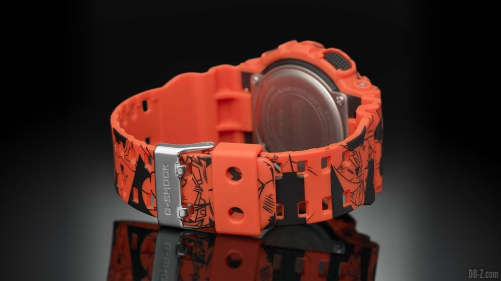 Dragon Ball G Shock GA 110JDB 1A4JR Bracelet