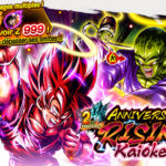 Dragon Ball Legends Paikuhan Goku Super Saiyan Kaioken