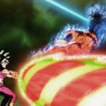 Kamehameha glissé de Goku Ultra Instinct