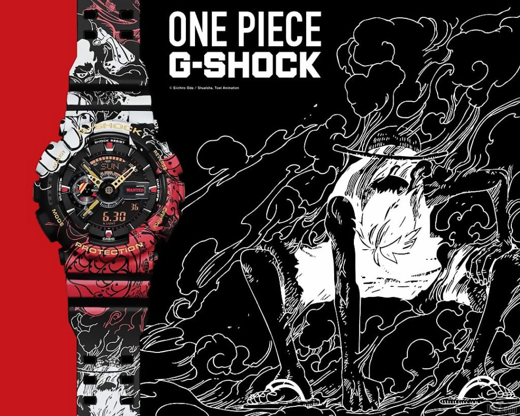 Montre G Shock One Piece