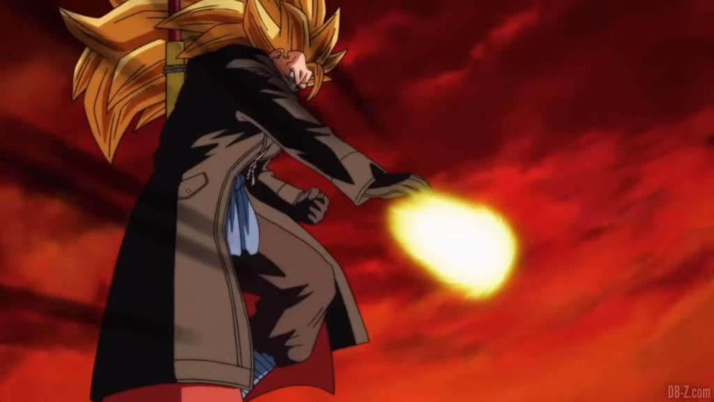 Xeno Goku Super Saiyan 3 SDBH Big Bang Mission Episode 4 Image 2