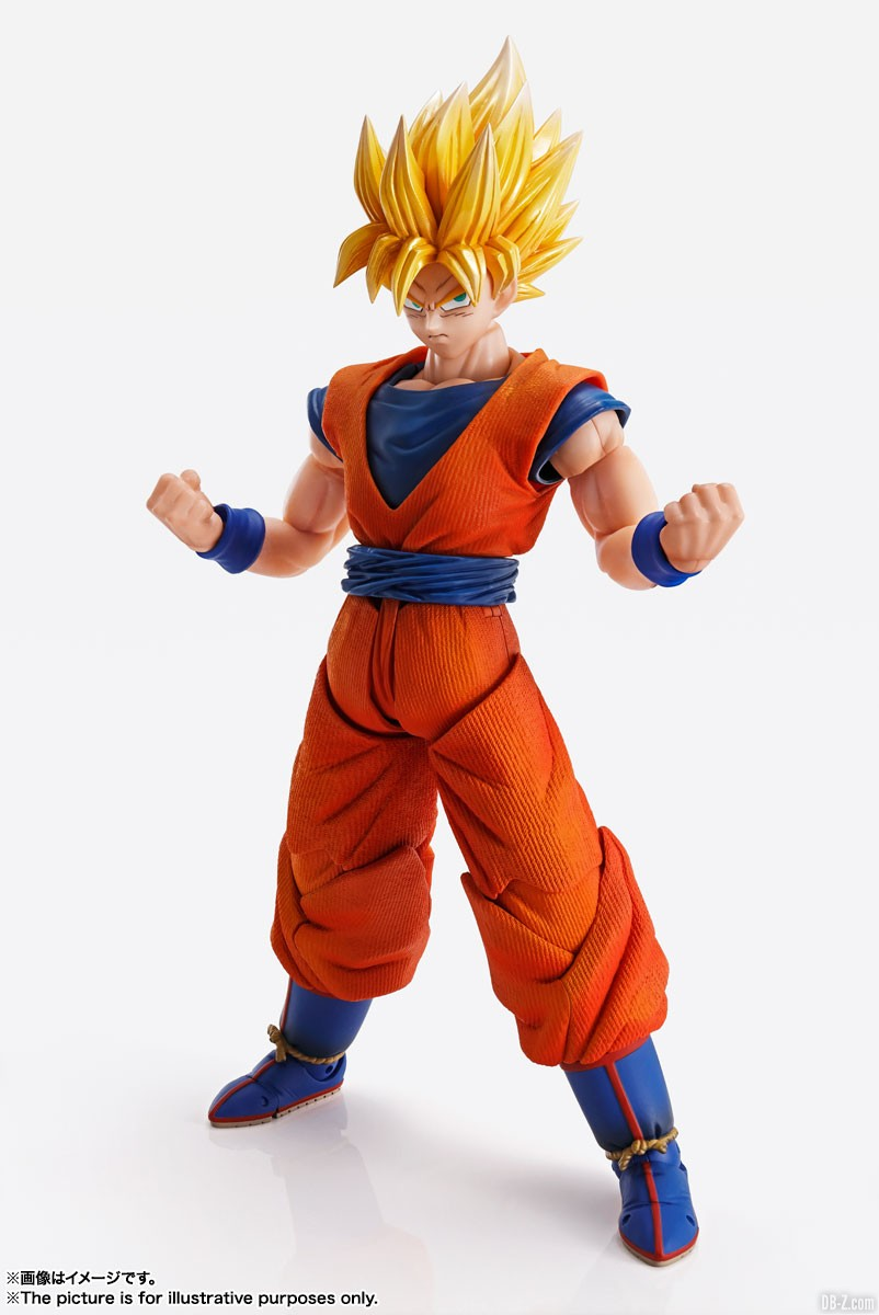 Imagination Works Goku SSJ